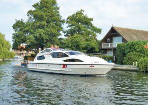 1 Fair Commodore Wroxham Norfolk
