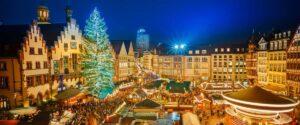 1 Frankfurt Christmas Market on the Rhine
