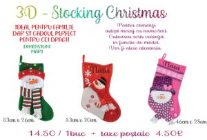 3D – stocking MARi