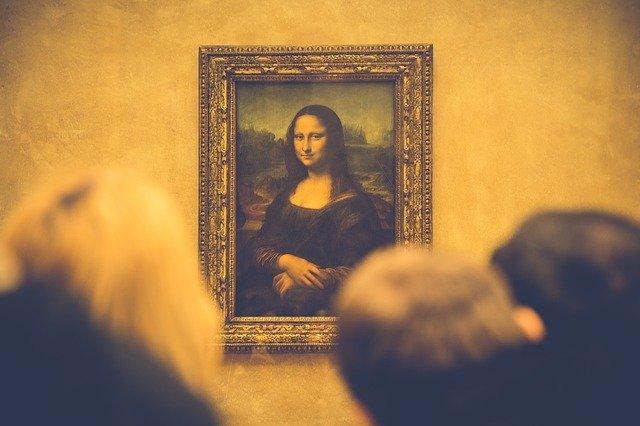 5 Mona Lisa Louvre Museum