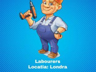 Laboureri in Constructii UK