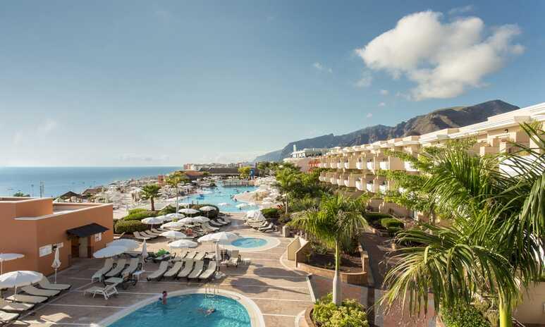 6 Landmar Hotel Costa de Los Gigantes Tenerife