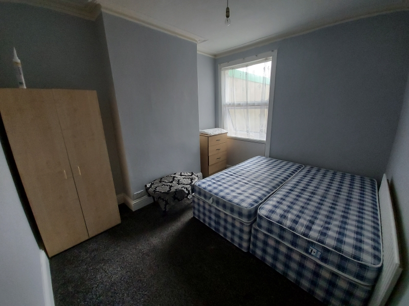 Camera dubla în Upton Park