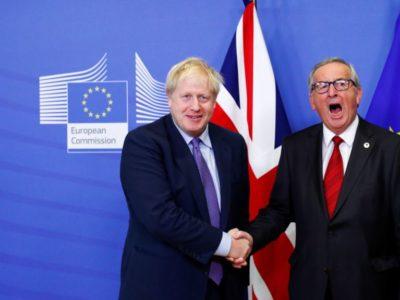 Johnson ajunge la un acord cu UE pentru Brexit