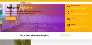 Antonio Builders