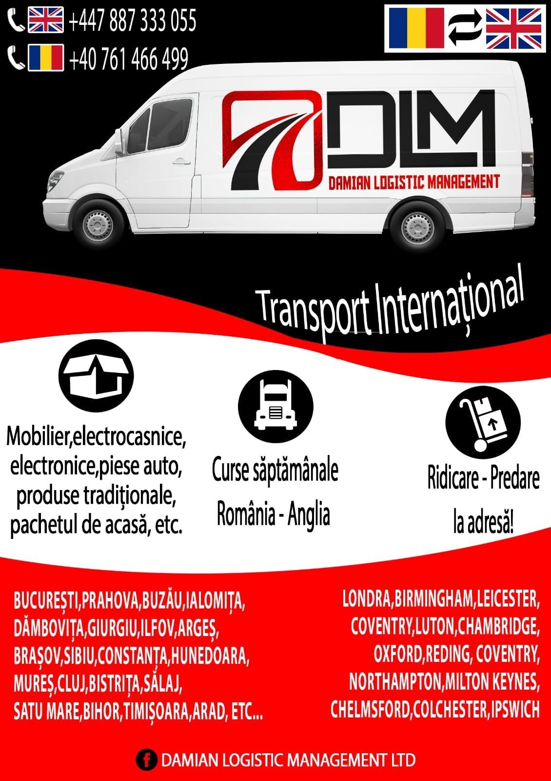 TRANSPORT INTERNATIONAL ROMANIA ANGLIA