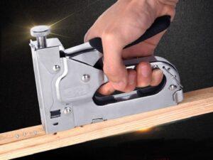 New-3in1-Manual-Nail-Staple-Gun-Furniture-Stapler-For-Wood-Door-Upholstery-Framing-Rivet-Gun-Kit