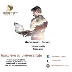 Recruitment Instant RO