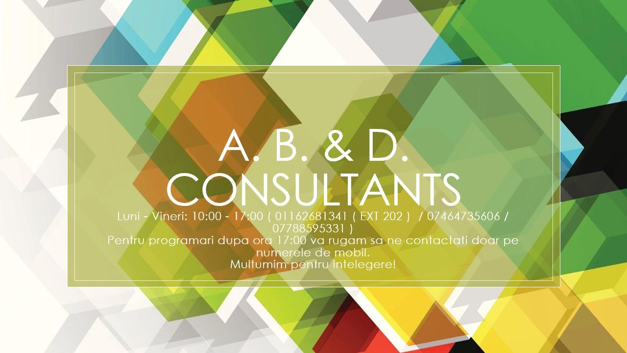 A.B.&D. Consultants