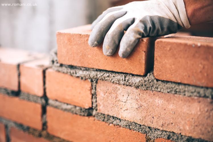 Loc de munca : zidar ( Bricklayer) - Londra