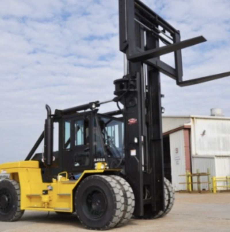 Caut 1 FORKLIFT DRIVER Industrial Truck