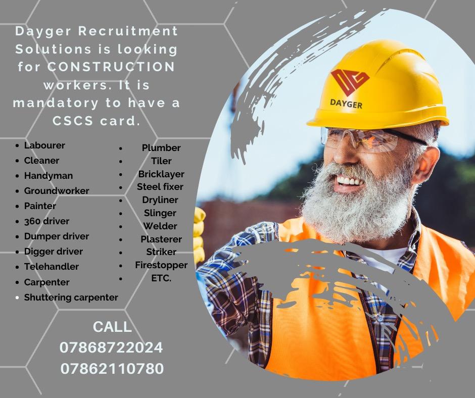 Muncitori in Constructie