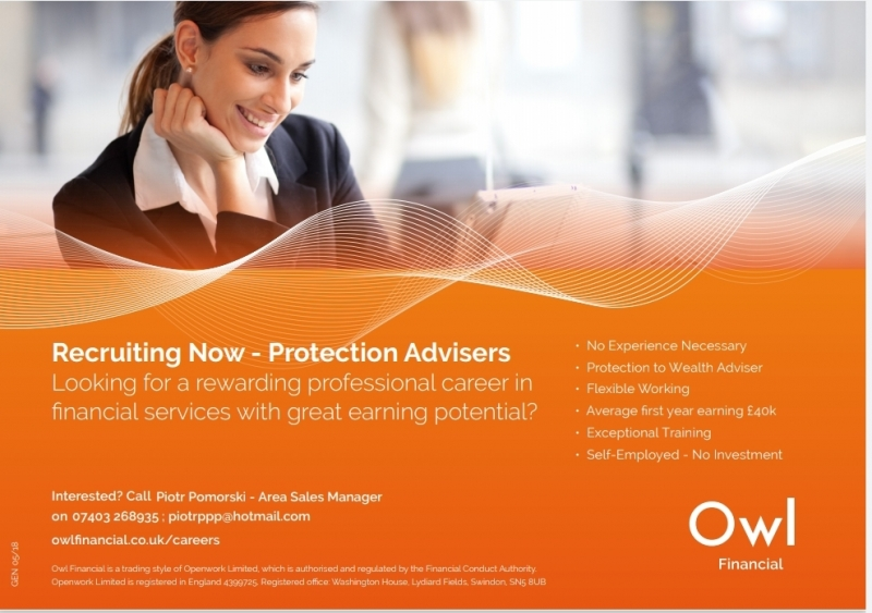 Protection Adviser Opportunities