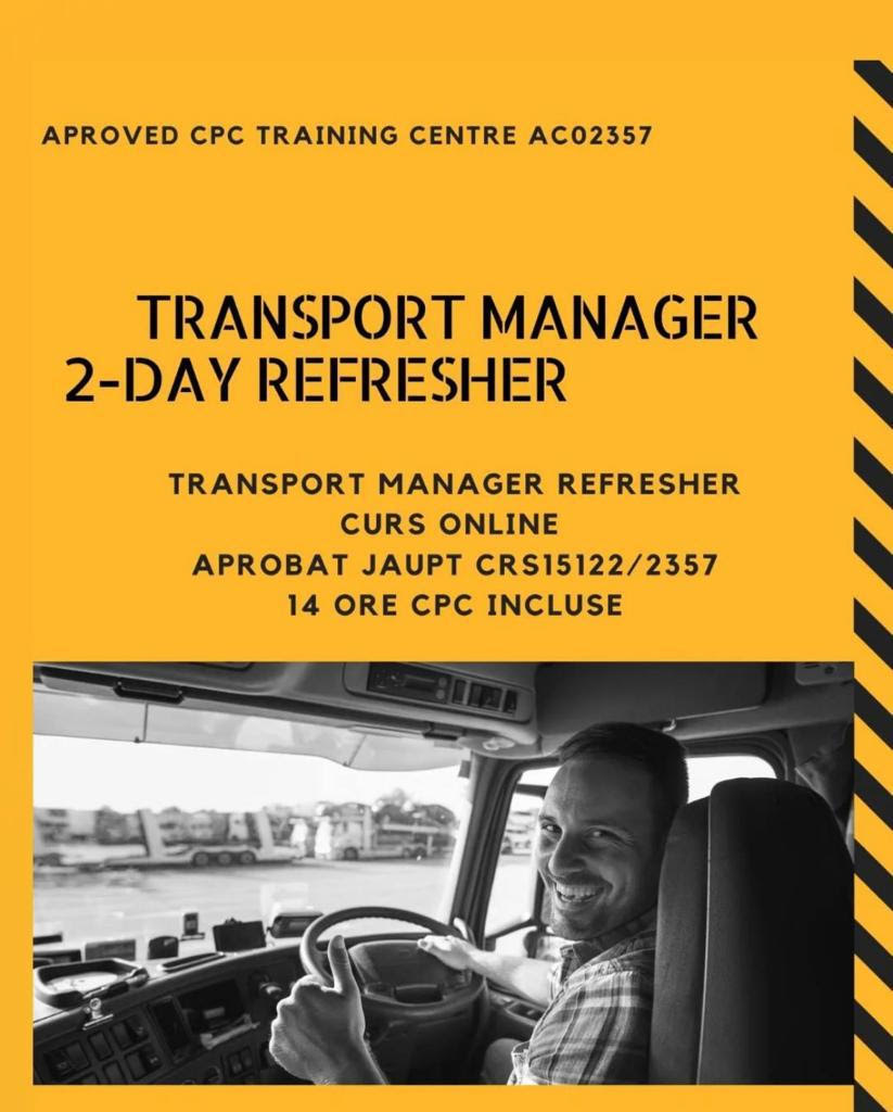Curs Transport Manager Refresher